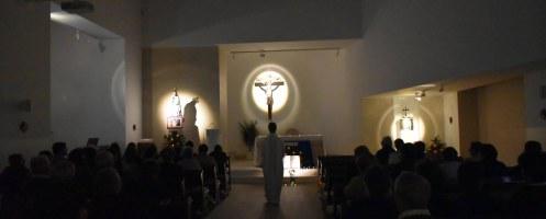 Shemá na Golpilheira:Oração jovem para todas as idades