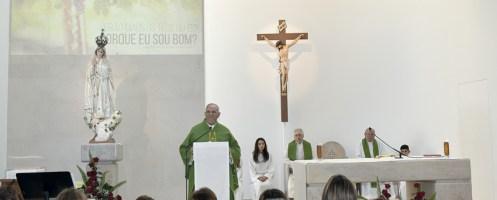Festa das Bodas de Ouro sacerdotais e 80 anos de vida do padre João