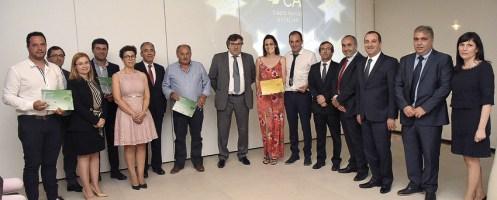 Crédito Agrícola entrega prémios a PME do Concelho da Batalha