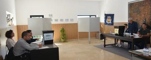 Eleições legislativas 2019: Votos na Golpilheira