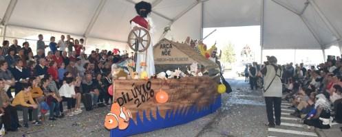 Golpilheira com presença numerosa no Carnaval da Batalha (e 3 prémios ganhos)