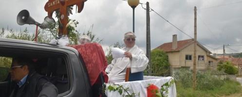 Visita Pascal na Golpilheira (em automóvel)