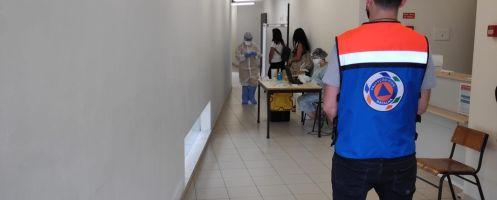 Câmara da Batalha realizou testes à Covid-19 a membros das mesas eleitorais