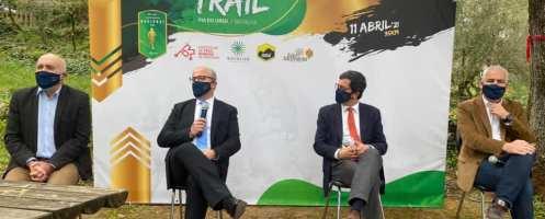 Prova do Nacional de Trail em São Mamede