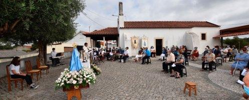 Comunidade Cristã da Golpilheira assinalou dias de festa