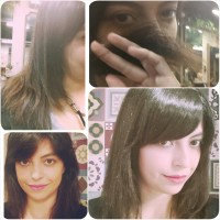 Recuperando o cabelo queimado sem cortá-lo