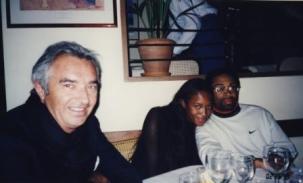 Naomi e Spike Lee