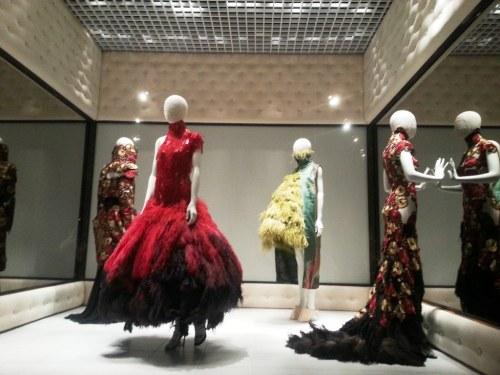 Alexander McQueen Savage Beauty Victoria and Albert Museum