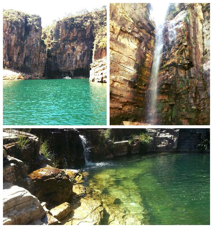 Capitólio: turismo paradisíaco no Brasil