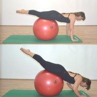 Começar no Pilates + Exercícios com Bola
