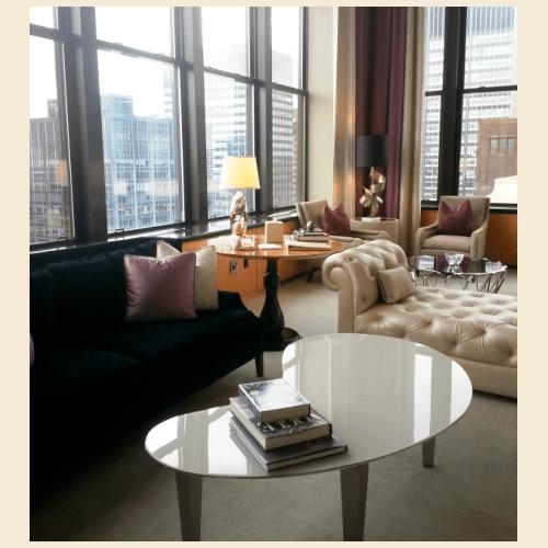 A suíte mais linda - e cara - do Lotte New York Palace foi desenhada com a ajuda do joalheiro Martin Katz
