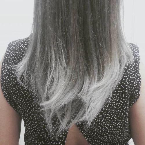 Charcoal Hair: cabelo cinza novamente em jogo
