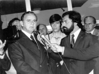 1ª gestão de Clodoaldo Medina (73 a 1976) com: Rubens Bellardi Ferreira, José Roberto, Geraldo Polezze e João Ferreira da Silva