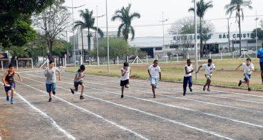Atletismo é a base para outras modalidades