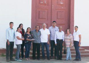 vistoria igreja santana