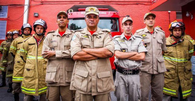 Atuação do Corpo de Bombeiros é aprovada por mais de 95% da população