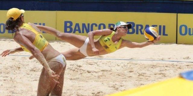 Começa a temporada 20/21 do Circuito Brasileiro de Vôlei de Praia