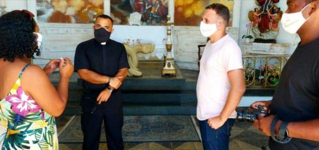 Documentário sobre intolerância religiosa será apresentado em Búzios