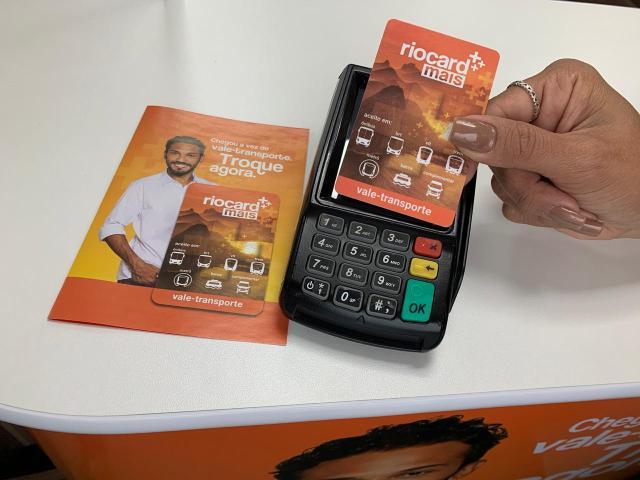 Riocard Mais realiza troca dos cartões Vale-Transporte até sexta-feira em Petrópolis