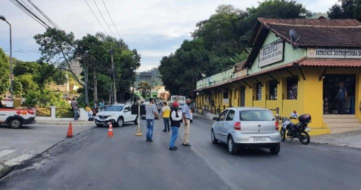Após reclamações, CPTrans realiza mudanças no trânsito em Corrêas