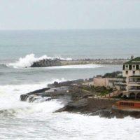 Encerramento do porto de pesca da Ericeira