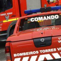 Torres Vedras | Incêndio em mato em A dos Cunhados