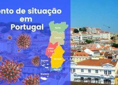 Covid-19 | Ponto de situação atual em Portugal: 883 novos casos e 4 óbitos nas últimas 24h