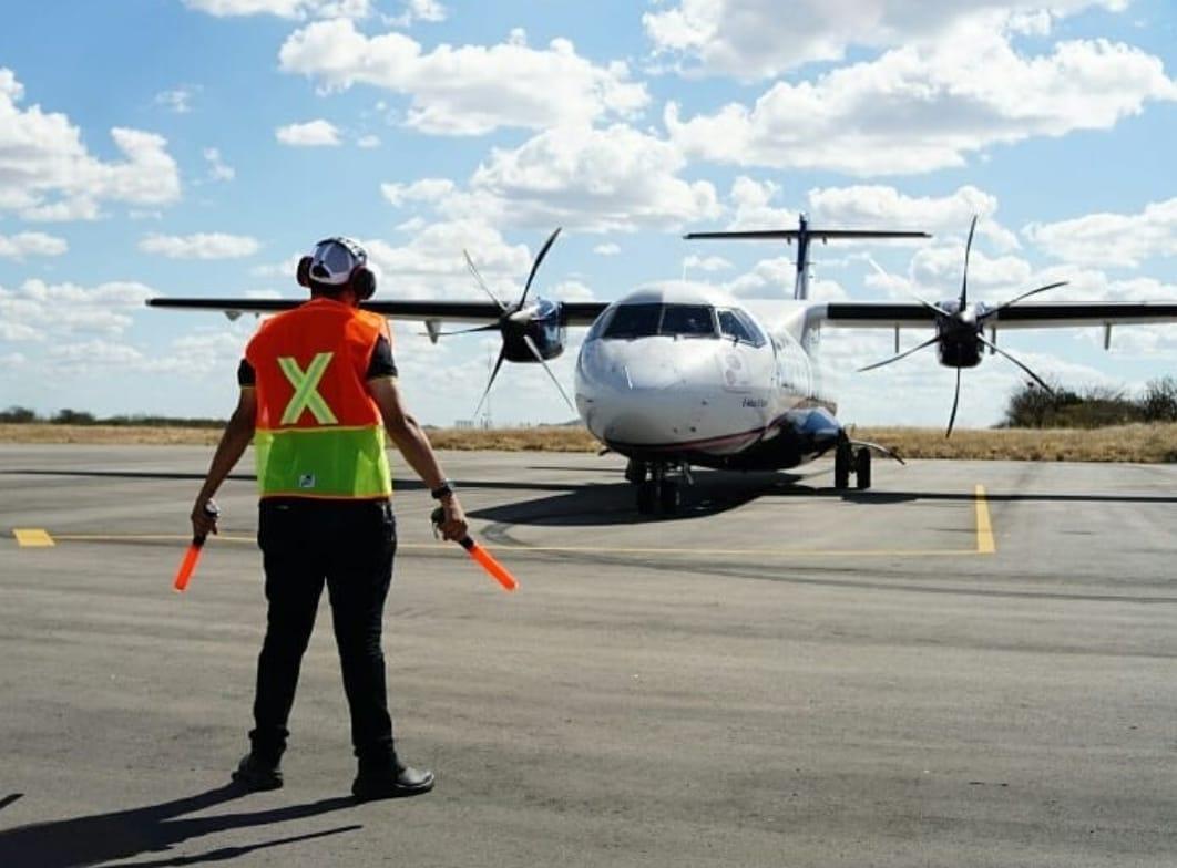 Voo experimental da Azul no Aeroporto de Serra Talhada atende expectativas,  avalia Secretaria de Transportes – Jornal Desafio