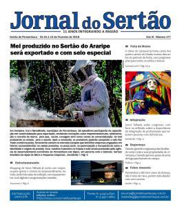 edição 177 - jornal do sertão