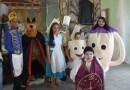 Mais de 1000 crianças assistem A Bela e a Fera