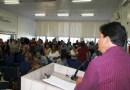 Sebastião Campos realiza encontro com funcionários