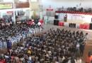 Mais de 1.500 crianças participam da formatura PROERD