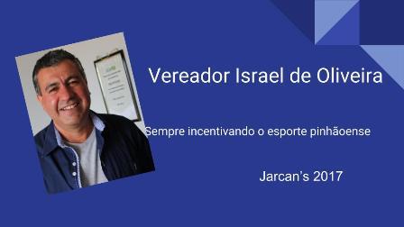 Vereador Israel Jarcans