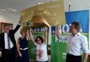 Governador entrega prêmio de R$ 1 milhão do Nota Paraná