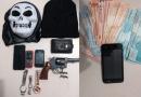 RESERVA DO IGUAÇU: PM prende autor de roubo em mercado