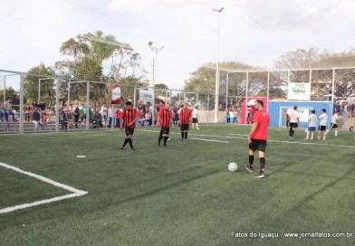 GALERIA DE FOTOS: Inauguração Mini Arena Praça Darci Brolini