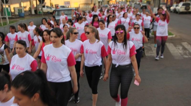 Galeria de Fotos: Caminhada Outubro Rosa