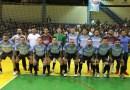 Pinhãoenses prestigiam o primeiro jogo do Pinhão Futsal