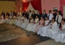 ABRINDO O BAÚ: Casamento comunitário uniu 19 casais
