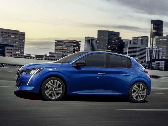 Novo Peugeot 208 lançado na quarta-feira 09/09/2020