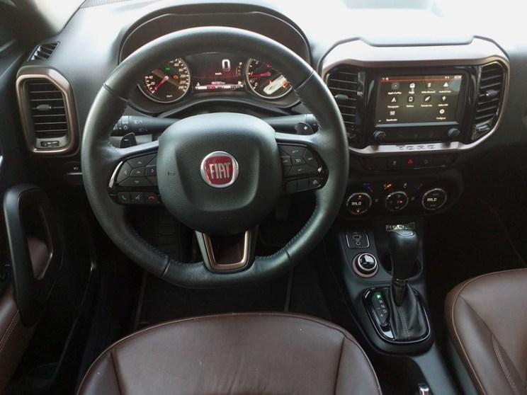 Teste de picape Fiat Toro Ranch 2.0 Diesel AT9 4x4