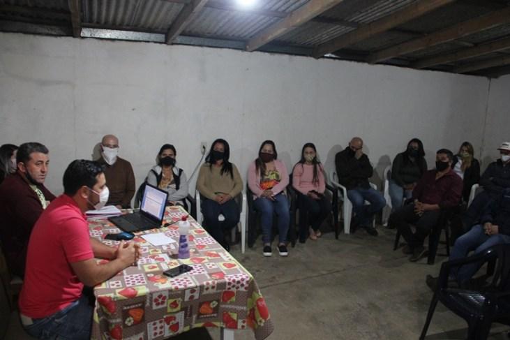 Convenção Municipal do PDT de Pinhão - PR