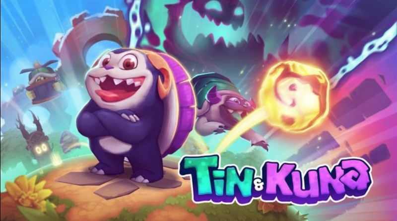 O jogo começa quando os melhores amigos Tin e Kuna estão brincando