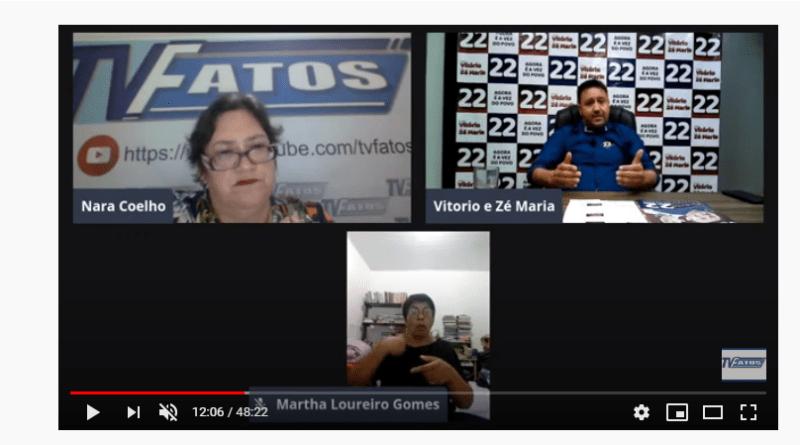 TV Fatos Entrevistas candidatos