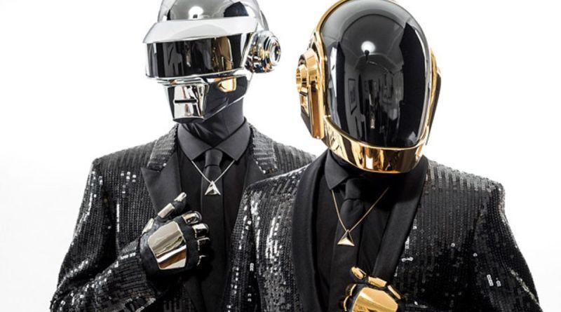 DAFT PUNK, a dupla de música eletrônica se separou