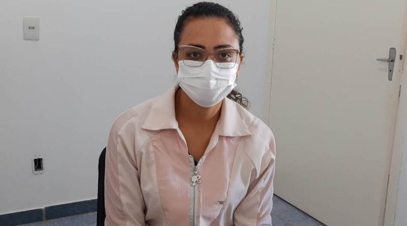 Enfermeira Kellen