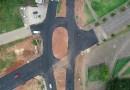 Implantação do último trecho da Avenida dos Estados e nova rótula da Avenida Brasil já estão em fase de conclusão