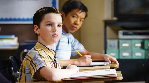 young sheldon globoplay
