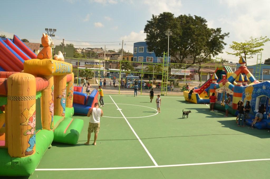 Nova Praça do JArdim Tropical