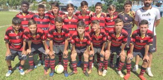 Sub-14, categoria, Fera, time, líder, Estadual